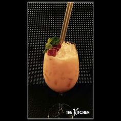 Forest Passion by bartender Rafael Faria! No alcool!
