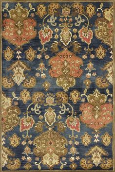 KAS Syriana Tapestry Rugs | Rugs Direct