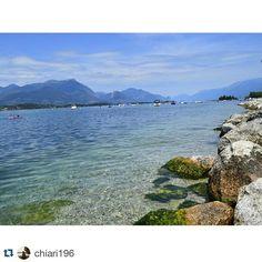 #Repost @chiari196 ・・・ #finematurità #free #relax #lagodigarda #sun #holiday #happy #felicità #photogc