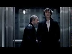 EVERY Time Sherlock and John Say Each Others' Names / Yes I literally watched all of this and then cried.