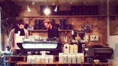 One of my favourite coffee shops in Berlin