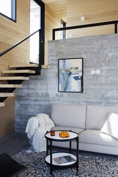Summer House Skatoy / Filter Arkitekter As (wood+concrete)