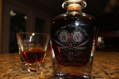 Old Rip Van Winkle Family Reserve 23 Years Old Bourbon
