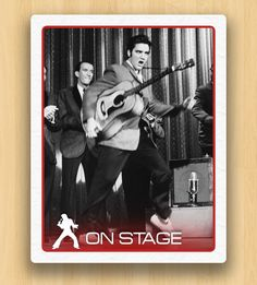 Elvis Collections - On Stage 50s