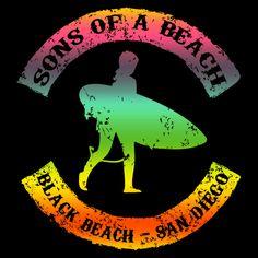 SONS OF A BEACH BLACK BEACH