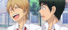 Nana and igarashi are so cute when they're together ;-; <3