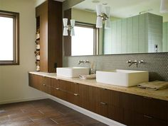 modern bathroom remodel | 2009/10/contemporary,bathroom,wooden,house,design