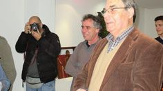 o fotógrafo e amigo Carlos Sequeira