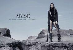 Il dentro e il fuori. #Arise #FashionRWF