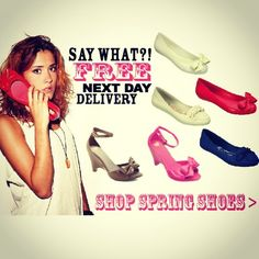 Get ready for your Spring Fling to begin: #shoes #style  #inspiring #instagood #love #jellyshoes #bargain #happy #instalove #like #photooftheday
