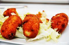 Hiszpańskie Smaki: A może tak na święta pyszne hiszpańskie croquetas?...