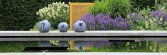 06 | Moderne tuin met strakke vijver | Van Mierlo Tuinen