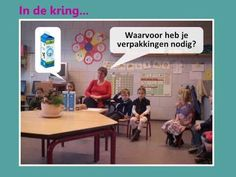 Nieuwsgierig? Graag! Verpakkingsproject met kleuters. Kan de werkwijze van de TU Delft in ontwerp- en onderzoeksprojecten basisscholen en zelfs kleuters inspireren? Wij denken van wel!