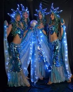 ... / Dance Groups in Dubai & Abu Dhabi / Fantasy Dance Group LED