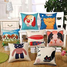 BENBU Modern and comfortable sofa cushion bedding pillow,pisces
