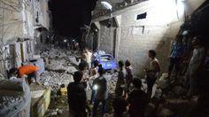 Yemen conflict: Saudi-led air strike 'kills 19 in Hudaydah'
