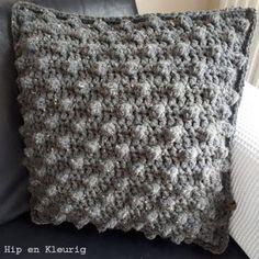 Crochet Motifs, Crochet Flower Patterns, Knitting Patterns, Crochet Tools, Diy Crochet, Crochet Hats, Crochet Ideas, Crochet Cushions, Crochet Pillow