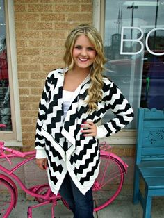 southern chevron fashion | fan of chevron clothing, but I absolutely love this . The bold chevron ...