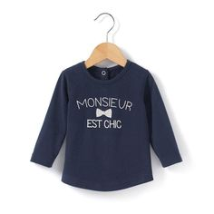 T-shirt manches longues 1-36 mois R baby : prix, avis & notation, livraison. T-shirt manches longues animation devant. Ouverture mi-dos pressionnée pour faciliter l'enfilage. Dos légèrement rallongé.100% Coton.