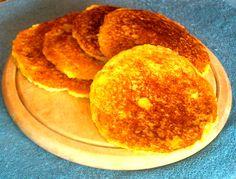 Cachapa Le Chef, Pancakes, About Me Blog, Yummy Food, Breakfast, Recipes, Queso Fresco, Google, Pancake