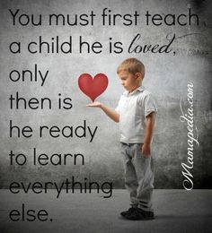 Well said ! via  Dr. Price-Mitchell Teacher Quotes, Classroom Quotes, Only Child Quotes, Child Abuse Quotes, Quotes Children, Adoption Quotes, My Children, Kids And Parenting, Parenting Quotes