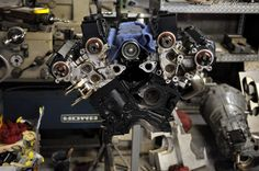 #FMU #FluidMotorUnion #Nissan #Z32 #300ZX #customenginebay #wiretuck #custompaint