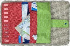 WUNDERBUND: Kleine Wickeltasche - mit kostenloser Nähanleitung