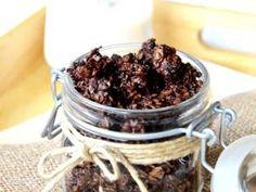 Granola au chocolat {recette facile} • Hellocoton.fr