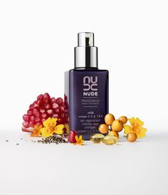 ProGenius Omega Treatment Milk - A hydrating, milky serum that boosts skin's vitality with omegas 3, 5, 6, 7, & 9 and superfoods, like pomegranate extract and chia seeds. #Sephora