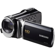 Samsung HMX-F90 videokamera (sort)