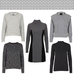 Grey tones ;) #justfemale #grey #sales #20percentdiscount #outlet #40percentdiscount