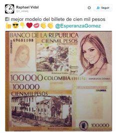 Los graciosos memes que le dieron la bienvenida al billete de 100 mil pesos