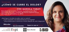 No te pierdas esta charla en red con Marcela Turati, creadora de la Red Periodistas de a Pie y periodista de Revista Proceso. Separa tu cupo aquí: http://www.fnpi.org/index.php?id=72&tx_ttnews[tt_news]=2366&cHash=dc7146b70f1600db01725e2348d2855f #CharlaEnRed #RedPeriodistas #SeminarioWeb #Fnpi