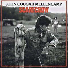 Scarecrow - John Cougar Mellencamp (1985) thanks to my mom, I kinda dig jcm
