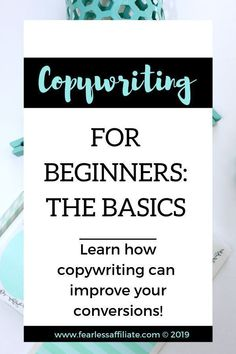 Copywriting is different than other writing because it has a different goal. Learn the basics of copywriting in this series of posts for beginners, and start improving your conversion rate today! #copywriting #copywritingforbeginners #conversionrate #clickthroughrate #ctr #blogging Inbound Marketing, Content Marketing, Online Marketing, Digital Marketing, Social Marketing, Marketing Plan, Business Marketing, Affiliate Marketing, Le Web