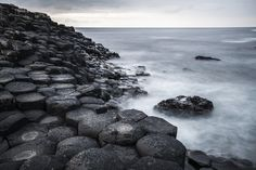 Giant's Causeway, Ireland This cool formation came as a result of volcanic activity. Unreal Travel Destinations | POPSUGAR Smart Living