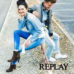 Replay ab jetzt bei uns im Shop erhältlich: http://tinyurl.com/2016Replay  #fashion #mensfashion #ootd #outfit #denim #casualwear #brands4friends