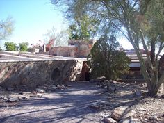https://flic.kr/p/dZ7VzR | Taliesin West | Frank Lloyd Wright's Taliesin West in Scottsdale, Arizona.  Photos by Paul Michael Davis, Architect  www.paulmichaeldavis.com