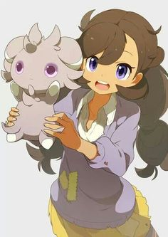 Pokémon X and Y it is Emma and MiMi.  I miss Mr.Looker already!!! :'(