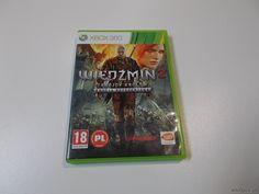 """Wiedźmin 2 Zabójcy Królów - GRA Xbox 360 - Sklep """"ALFA"""" Opole 396 - AlleOpole.pl (Opole)"""