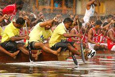 Nehru Trophy Boat Race Alleppey                  By Ashit Desai