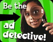 Be an Ad Detective!