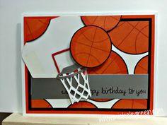 Cricut Basketball Card