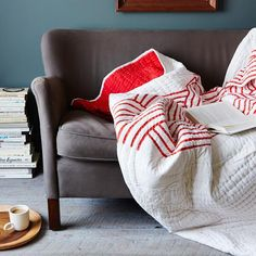 Cozy up this weekend. #quilt #sew #cozy