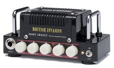 Nano Legacy Series British Invasion 5-watt Mini Head