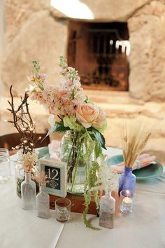 Hey, I found this really awesome Etsy listing at http://www.etsy.com/listing/179581584/1-complete-wedding-centerpiece