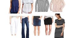 how to mix and match your wardrobe, capsule collection for spring, easy outfit ideas for spring, 9 pieces 9 outfits
