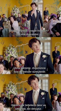 22 wonderful lines selected from the mindful scenes of the Sherlock series Sherlock Poster, Sherlock Series, Sherlock John, Sherlock Holmes, Dump A Day, Benedict Sherlock, Benedict Cumberbatch, Love Quotes Funny, Movie Quotes