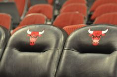 Seats at the Bulls game