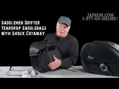 Look at this Saddlebags blog post we just added at http://motorcycles.classiccruiser.com/saddlebags/saddlemen-drifter-teardrop-saddlebags-with-shock-cutaway-review-jafrum-com/